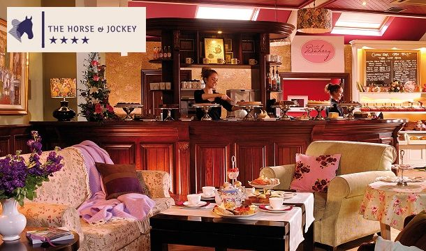 The Horse and Jockey Hotel: 2 nights B&B for two with a €20 spa voucher at the 4 Star Horse & Jockey, Co. Tipperary