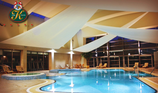 Enjoy Top to Toe Pampering from the Experienced Therapists at The K Spa in Co. Kildare for only €90, followed by Tea and Scones in the Chinese Drawing Room