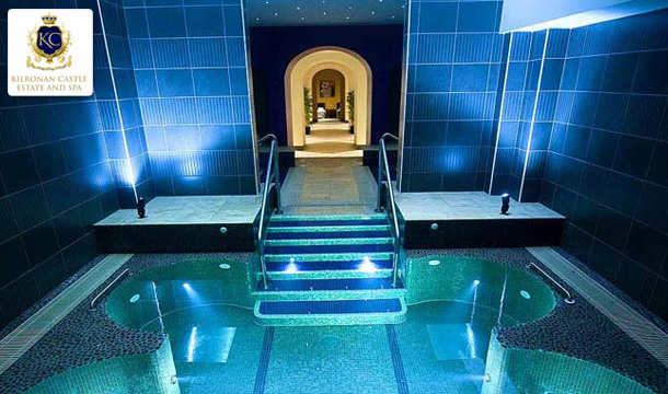 Kilronan Castle: The ultimate Spa Experience at Kilronan Castle Estate & Spa, Co. Roscommon