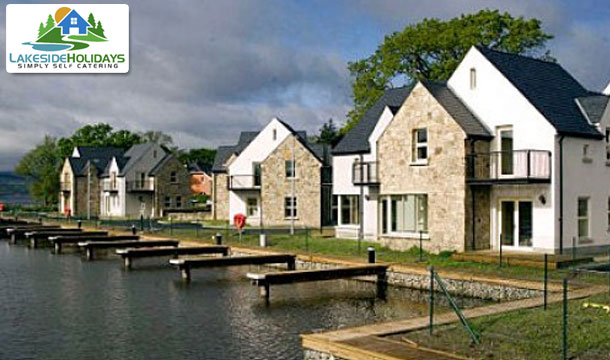 3 Nights (from €159), 5 Nights or 7 Nights (from €199) Self-Catering Accomodation for up to 6 People at Lakeside Holiday Homes, Mountshannon, Co. Clare