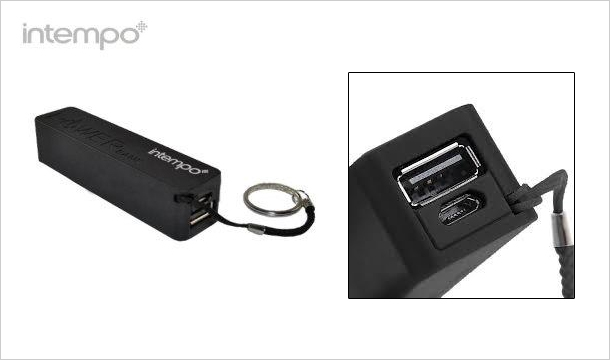 Wesco Electrical (UK) Ltd: Intempo Power Bank
