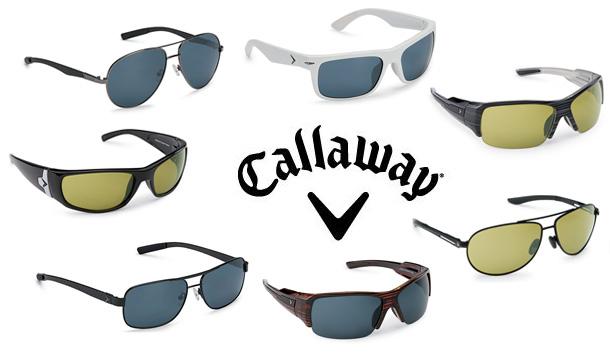 Brand Logic Europe: Men's Callaway Sunglasses