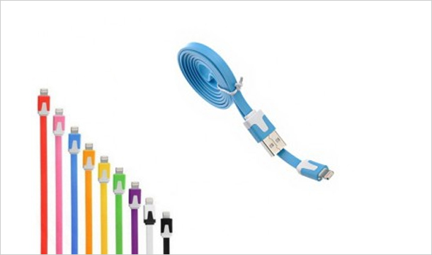 Pretty Essential: 3 metre iPhone Cable