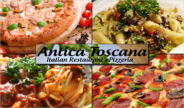 Antica Toscana: Enjoy a 3 Course Meal for 2 at Antica Toscana, Drogheda for just €39.95