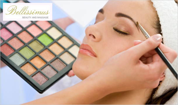 Bellissimus Beauty & Massage: Have your make-up professionally applied for €29 at Bellissimus Beauty Salon, Dublin 12
