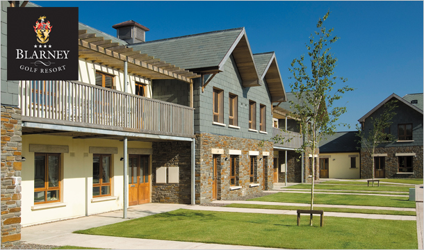 3, 5 or 7 Nights Self-Catering Stay for up to 4 People in the Lodges at Blarney Golf Resort, Cork