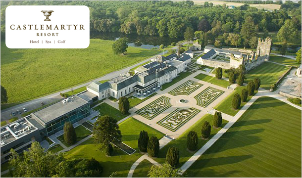 2 Nights Famly B&B Stay with €50 Dining Credit & more at the 5* Castlemartyr Resort, Cork