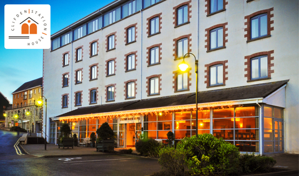 The Clifden Station House Hotel: 2 Nights B&B with Dining Credit, Real Advenure Credit & Late Checkout at The Clifden Station House