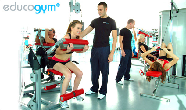 €99 for a 12-Session Training Programme at educogym, Limerick: Ennis Road OR Adare