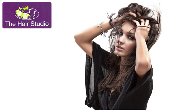 The Hair Studio: Wash, Cut, Blow Dry including conditioning treatment at The Hair Studio, Kildare
