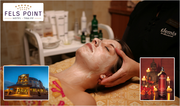 A Half-Day Luxurious Spa Experience at Herbs & Roses Spa at Fels Point Hotel, Tralee, Co. Kerry