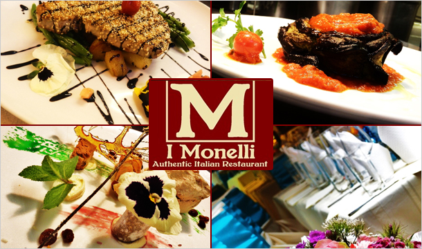 I Monelli Italian Restaurant: €20 for a €40 Voucher to Spend on Italian Food at I Monelli Italian Restaurant, Rathgar