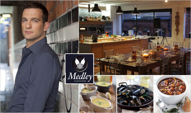 Medley: €65 for a choice of 6 Course Tasting Menus for Two at Medley, Drury Street. Dublin 2