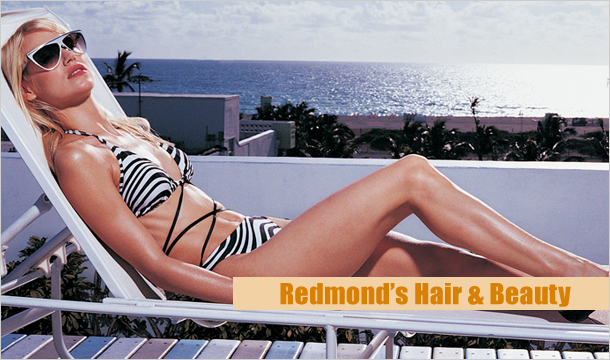 Redmonds Hair and Beauty : Full Body Spray Tan or a 2 Week Manicure at Redmonds Hair and Beauty, Portlaoise