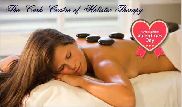The Cork Centre of Holistic Therapy: Valentine's Special. €18 for Full Body Massage or €21 Hot Stone Massage