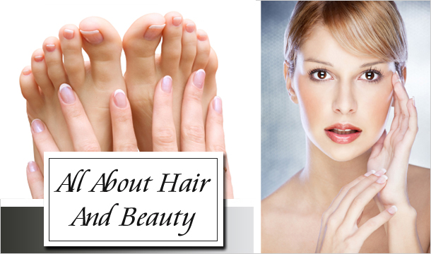 All About Hair And Beauty: €10 for 2 Week Manicure or Pedicure, €20 for Both or €35 For Mink Lashes at All About Hair & Beauty,