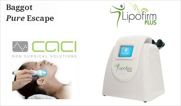Baggot Pure Escape: Non-Surgical CACI Face Lift from €39 Lipofirm Therapy from €59 at Baggot Pure Escape, D2!