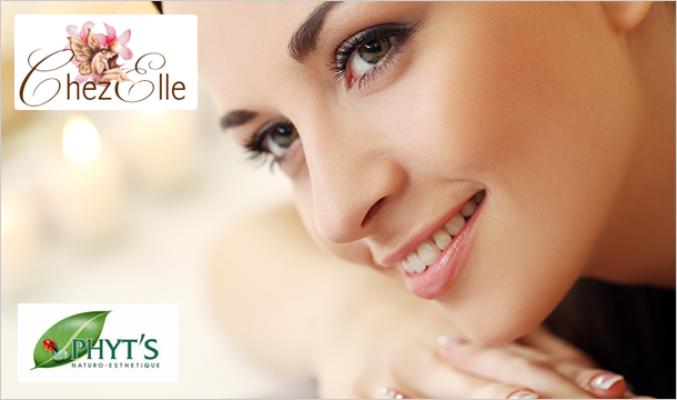 Chez Elle Beauty: Luxury Facial offer with choice of Manicure or Pedicure from €40 at Chez Elle Beauty, nationwide
