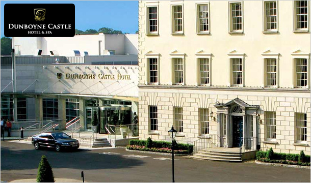1 Night B&B stay with Dinner & 10% Off Spa Treatment at Dunboyne Castle Hotel & Spa, Meath