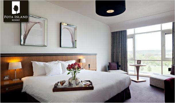Fota Island Resort: Midweek break for 2 including VIP Spa Passes at Fota Island Resort, Cork