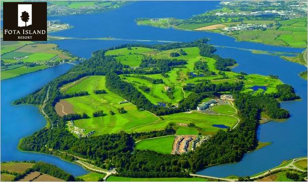 Fota Island Resort: 2 Nights Stay, Dinner, Afternoon Tea & VIP Spa passes at the 5 Star Fota Island Resort, Cork!