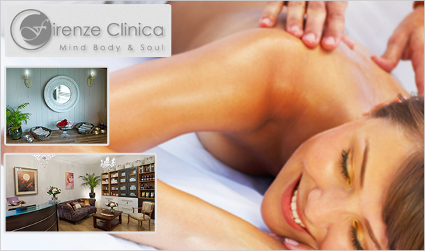 Half Day Pamper Package at Brand New Firenze Clinica, Dundrum
