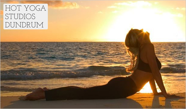 Hot Yoga Studios: 10 Classes of Hot Yoga at Hot Yoga Studios, Dundrum, Dublin 14 only €29
