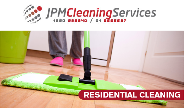 JPM Cleaning Services: Deep House Cleaning Service from JPM Cleaning from only €59