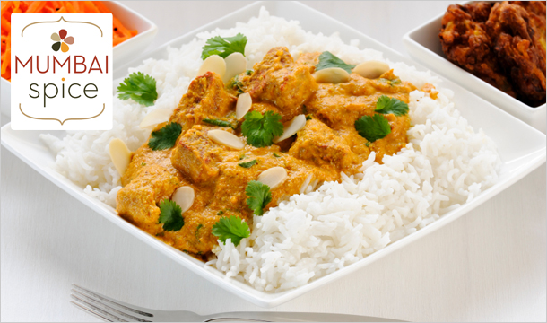 Mumbai Spice: €40 to spend for just €20 at Mumbai Spice Restaurant at The Glenroyal Hotel, Maynooth