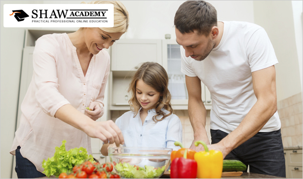 The Shaw Academy: €24 for Online Child Nutrition Course with The Shaw Academy (Value €795)