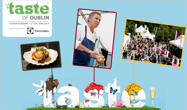 Single (€11) or Group VIP (€150) Tickets to Taste of Dublin - a Celebration of the Diverse and Delectable Restaurant and Food Scene