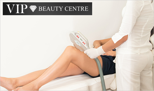 VIP Centre: IPL Laser Hair Removal from €45 at the VIP Beauty Centre, Cork