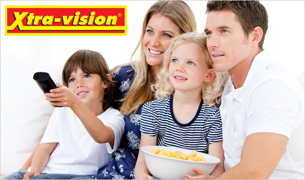 Xtra-vision: €1 instead of €5 for any movie or games rental at any Xtra-vision store