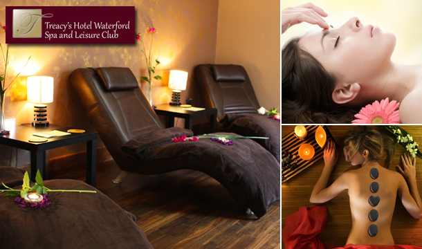 €49 instead of €100 for an Elemis Top to Toe Spa Experience in Spirit Beauty Spa at Treacy's Hotel Waterford