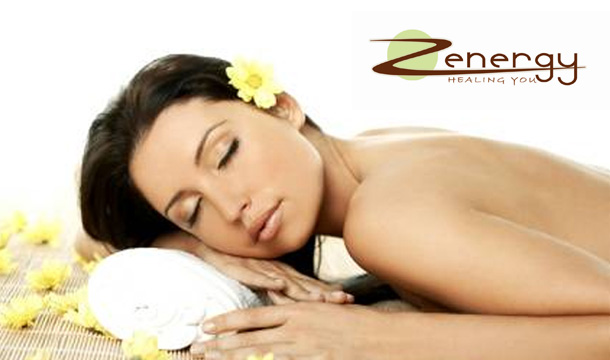 Pamper yourself at Zenergy, Fade Street, D2! 45 for 20 minute melting foot massage, 20 minute mini optimizer facial & 20 minute back, neck, shoulder massage!