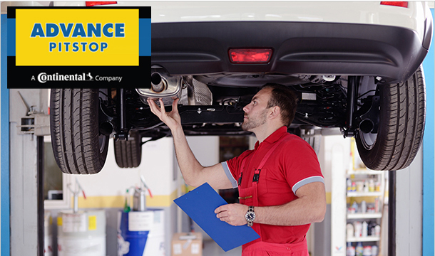 Advance Pitstop: €59 for Intermediate Car Service with Oil and Filter Change at Advance Pitstop at 30 Locations