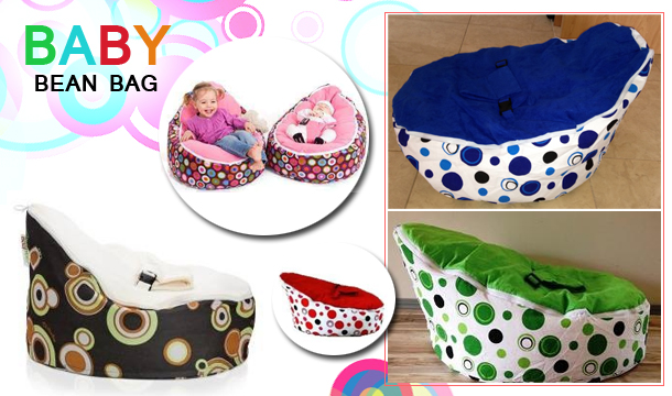 €55.99 for a Baby Bean Bag in a Choice of Colours, Delivered!
