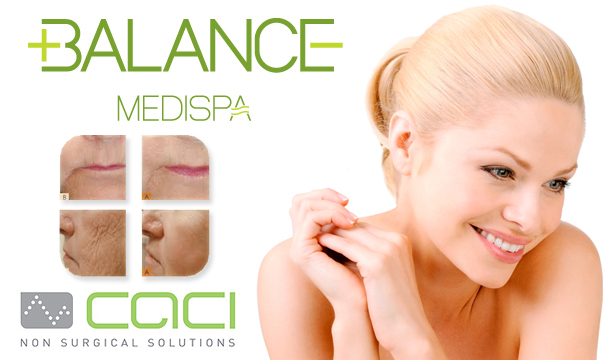 Balance Medi-Spa: Non Surgical Facial Treatments from €49 at Balance Med-Spa @ David Lloyd, Dublin 4