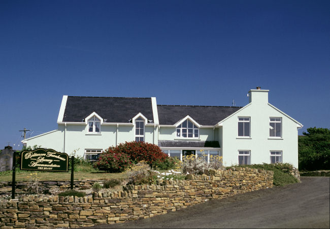 Baltimore Townhouse: 1 Night or 2 Nights including Breakfast at Baltimore Townhouse in Baltimore, West Cork