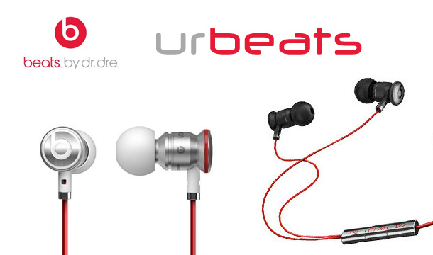 €45 for Monster Beats by Dr. Dre Urbeats Earphones, Delivered. (RRP €105)