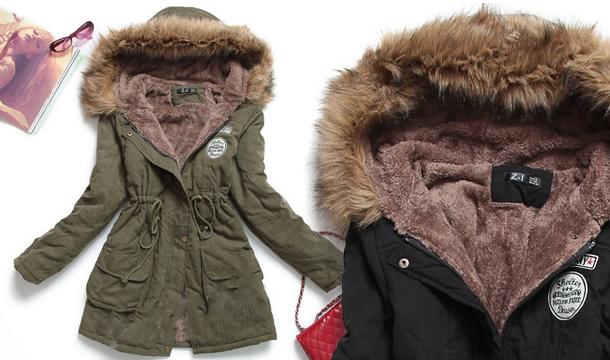 J&Y Co Ltd: Ladies Parka Coat