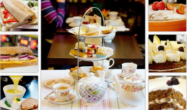 Convent Tea Rooms: €20 for Afternoon Tea for 2 at The Convent Tea Rooms, Naas, Kildare