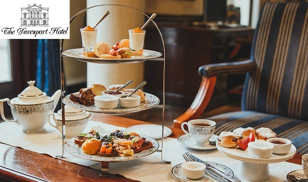 O'Callaghan Hotels: Afternoon Tea for 2 at the Davenport Hotel, Merrion Square