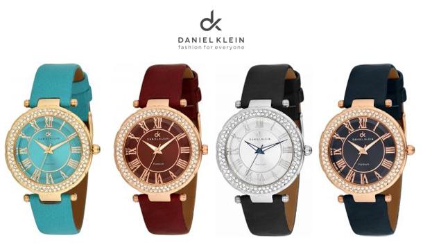 Brand Logic Europe: Daniel Klein Ladies Watches