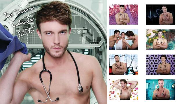 CR Enterprises: The Doctor Calendar