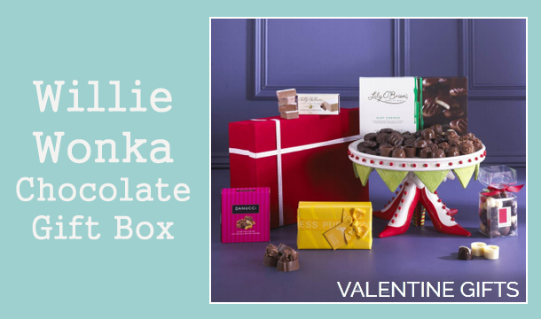 Hampers & Co: Valentines Hampers