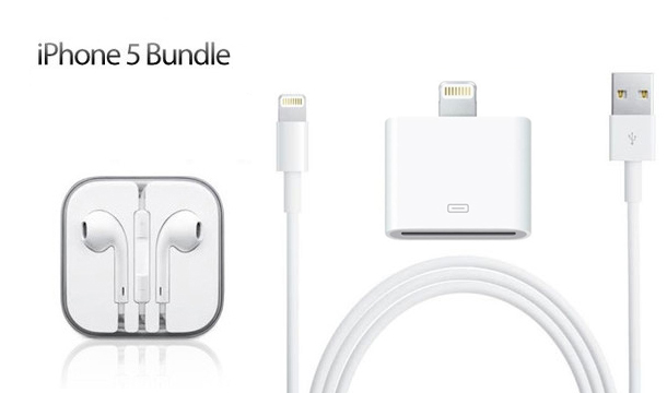 GeneeWenee.com: iPhone 5 Accessories Bundle