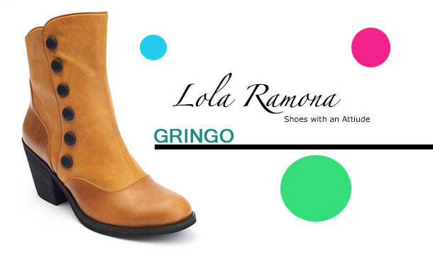 Mrsmarcos.co.uk: Lola Ramona Boots