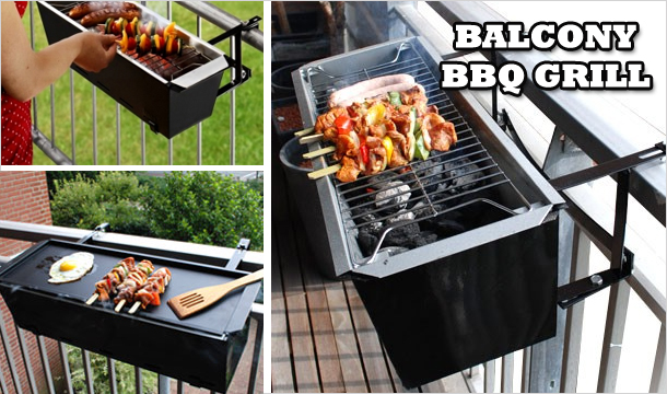 Gift Idea - 49.99 for a Balcony BBQ, Delivered!