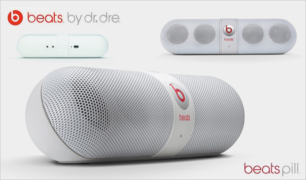 €139 for genuine Beats By Dr.Dre Pill Bluetooth Wireless Speaker ...